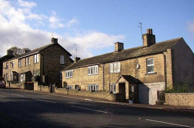 Crowtrees Lane, Rastrick
