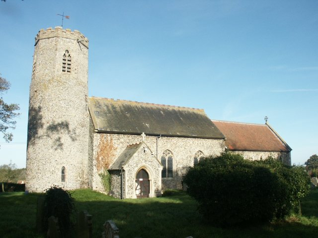 Church of St Peter and St Paul, Wramplingham