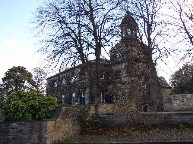 St Matthew's Church, Rastrick