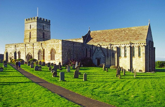 St Aidan's Church, Bamburgh
