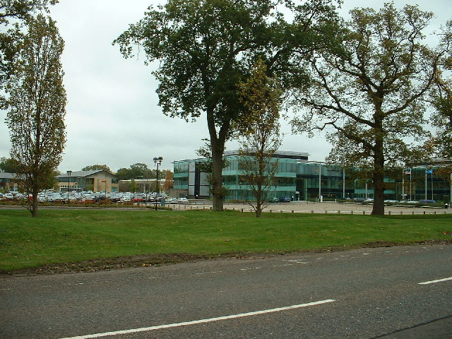 Chineham International Business Park