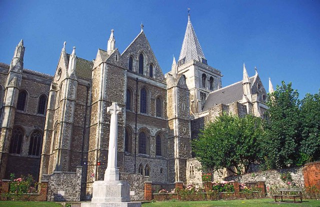 Rochester Cathedral, Rochester, Kent
