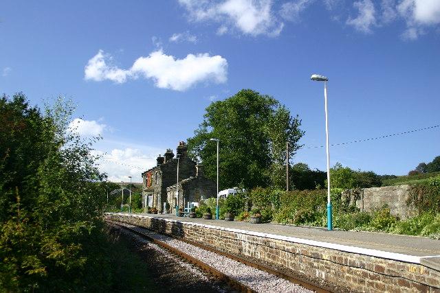 Lealholm Railway Station