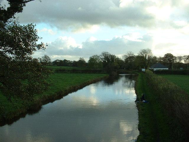 Lancaster Canal, near Garstang