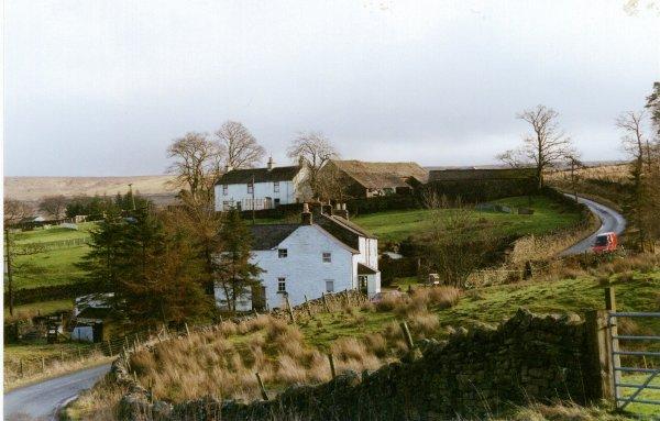 Grassfield Farm Nenthall Cumbria