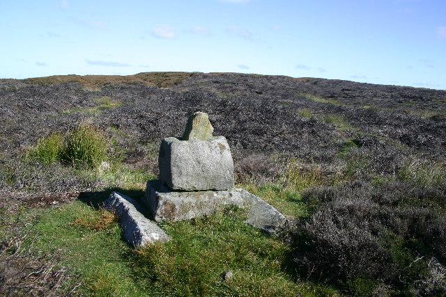 Stump Cross, near Danby Beacon