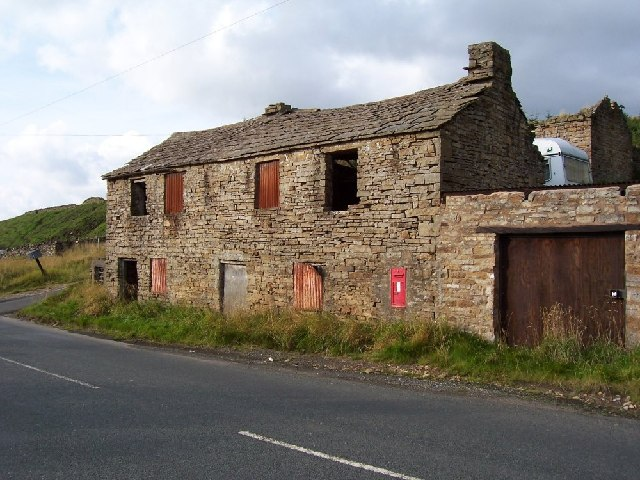 Haggs Mine House and Office Nenthall