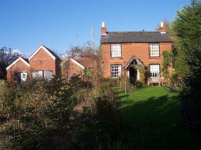 Elgar's Birthplace.