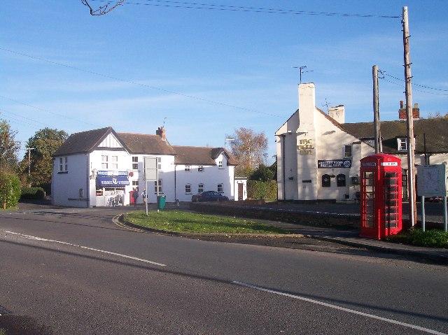 Lower Broadheath Village Centre
