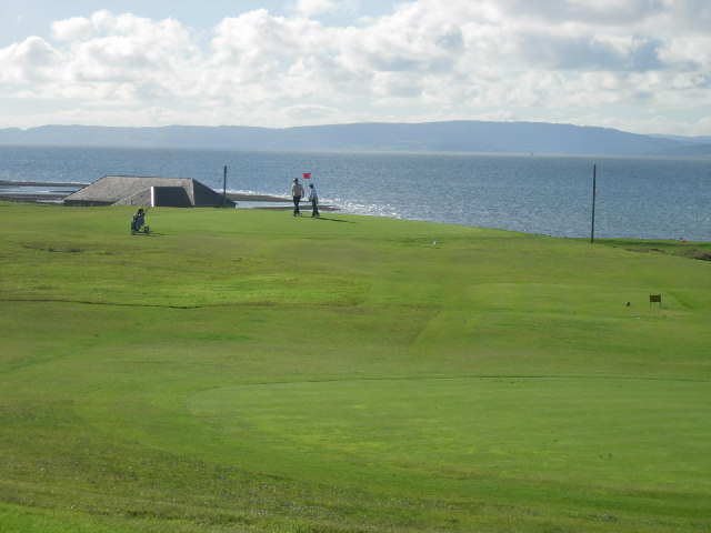Machrie Golf Course