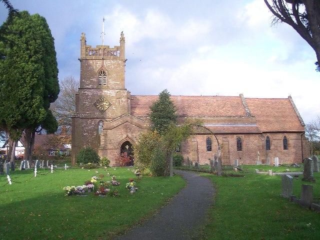 Lower Broadheath Church