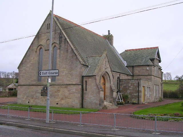 Douglas Valley Church, Rigside