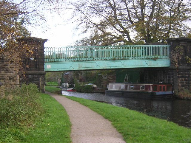 Thornhill Bridge, Apperley Bridge