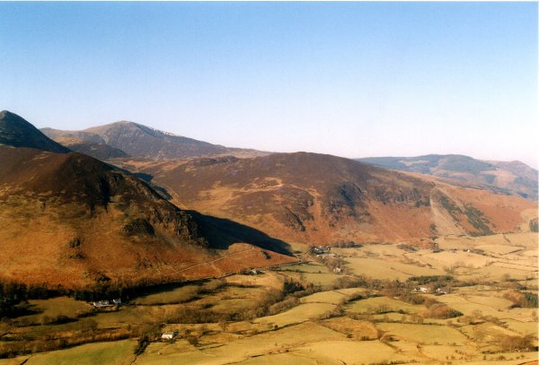 Barrow from Catbells