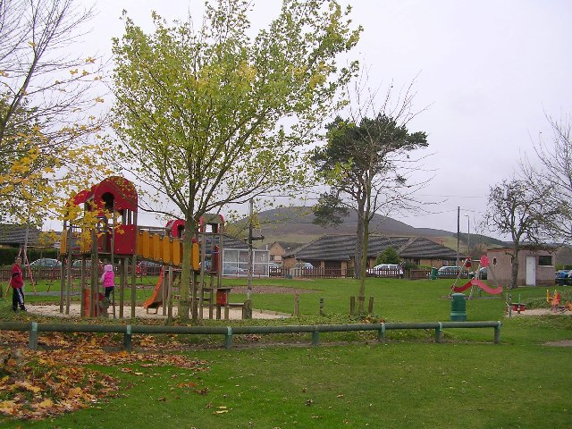 Children's Play Area, Symington