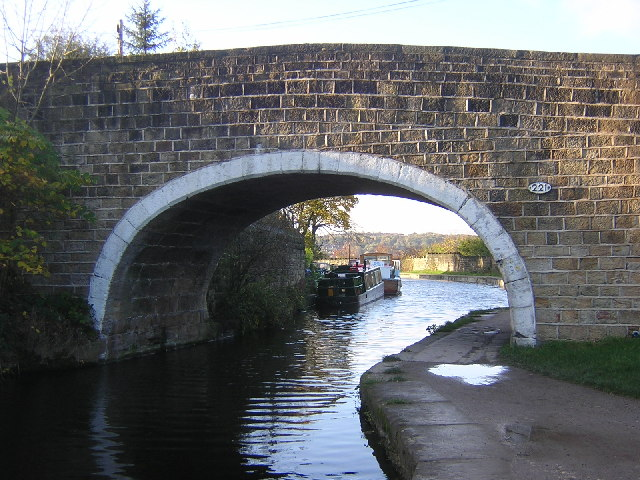 Bridge 221 - Pollard Lane