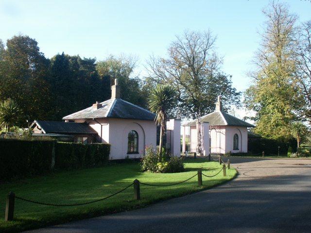 Gatehouse, Kimberley House