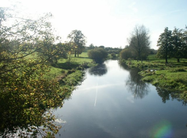 River Tiffey, Carelton Forehoe