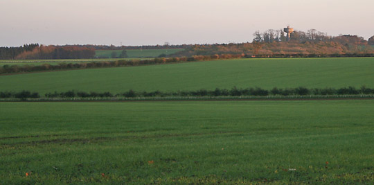Farmland near Buckminster