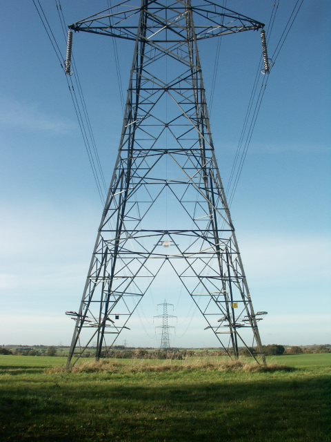 Pylons, Great Melton