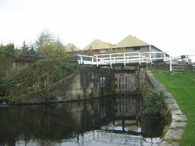 Spring Garden Lock