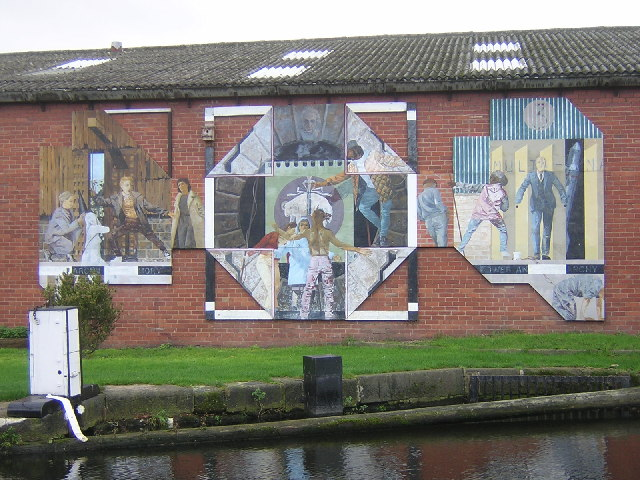 Mural by Oddy 2 Locks