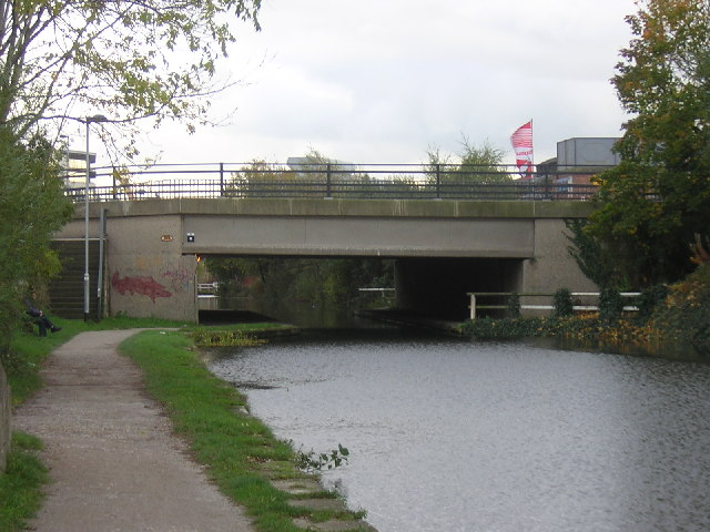 Wellington Road Bridge