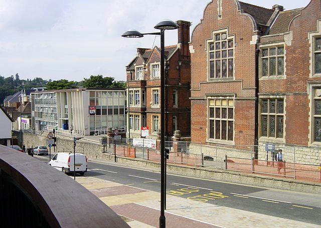 St Faith's Street, Maidstone