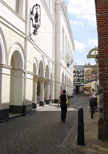 Market Buildings, Maidstone