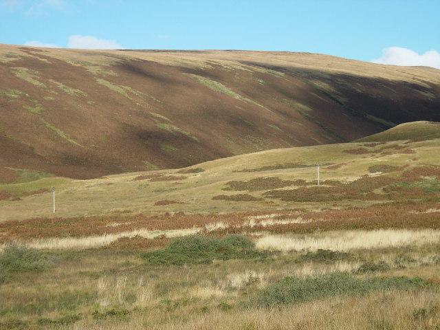 Lower reaches of Gleann an t-Suidhe
