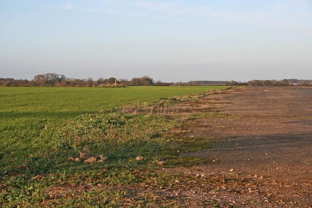 Saltby Airfield