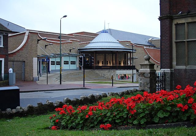 Rotunda, St Faith's Street, Maidstone