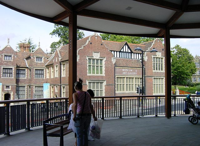 Maidstone Museum and Bentlif Art Gallery