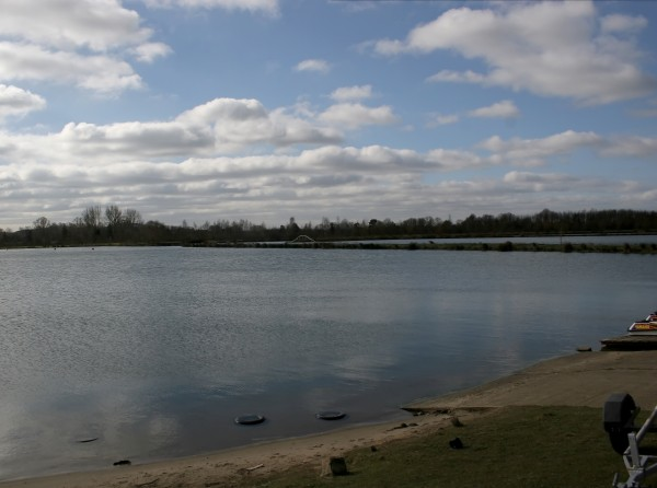Queenford lakes,Oxfordshire