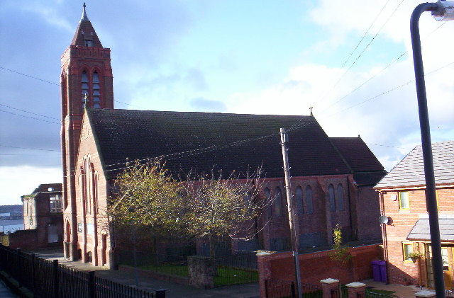 St Gabriel's Church, Toxteth