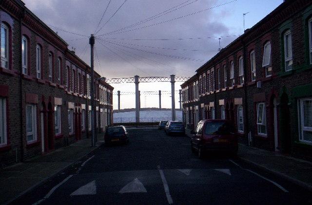 Corn Street, Toxteth