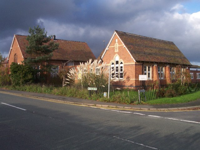Broadheath C of E Primary School