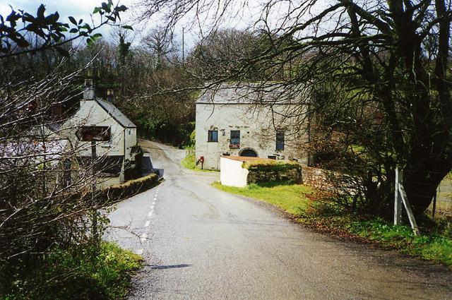 St Keyne: Lametton Mill
