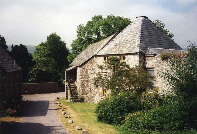 West Lynch: converted malthouse