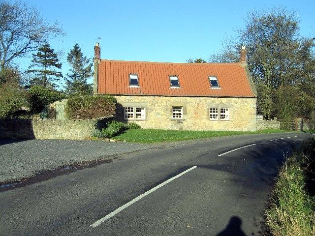 Spitalford cottage, Embleton