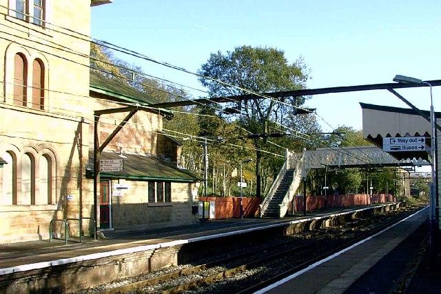 Broadbottom Station