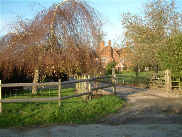 Upper Cufaude Farm
