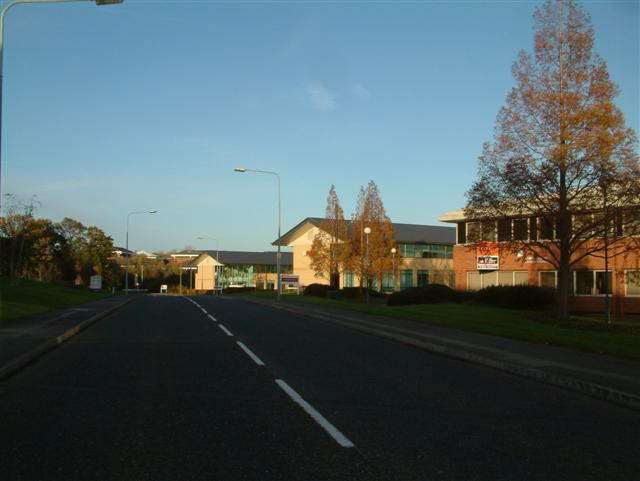 Chineham Business Park