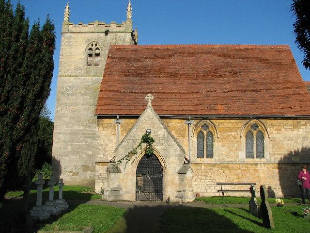 All Saints Church Coddington