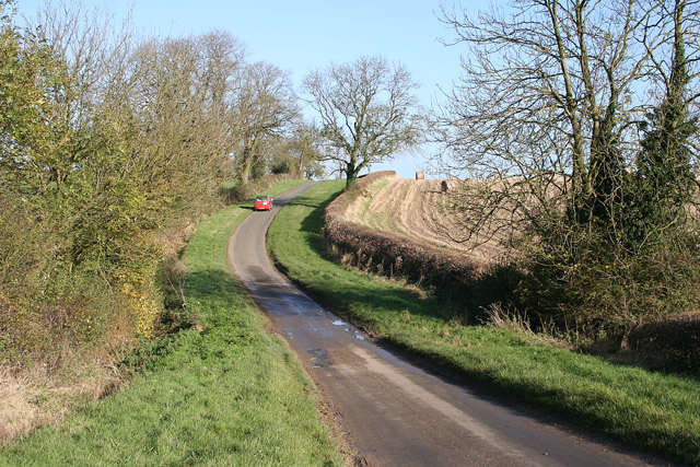 Country Road near Stonesby