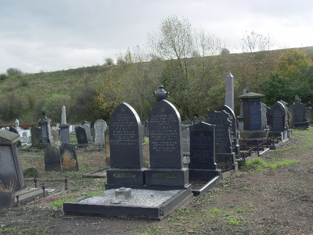 Jewish Cemetery, near Gildersome