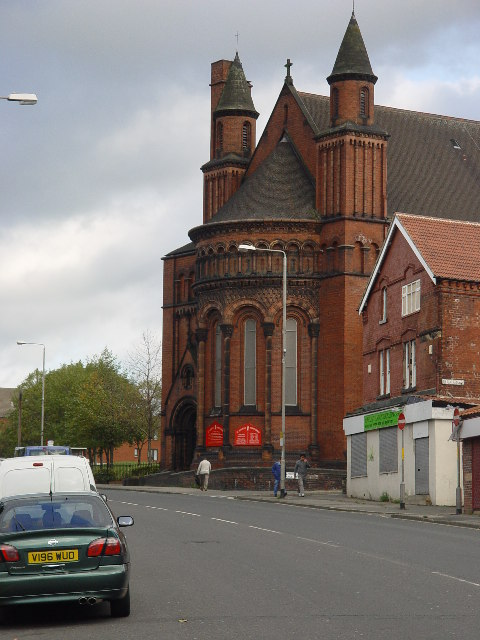 Parish Church of St Aiden