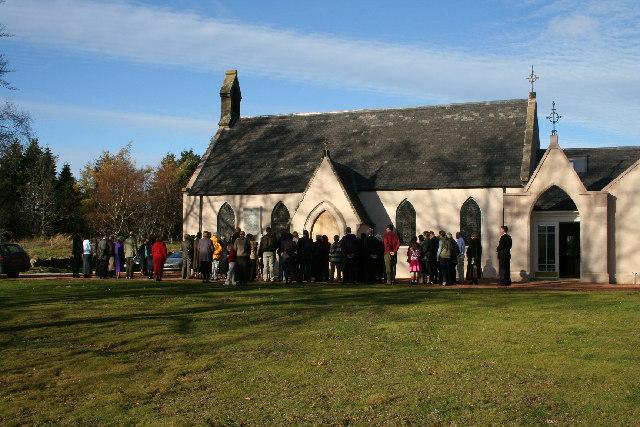 Birse and Feughside Parish Church, Finzean