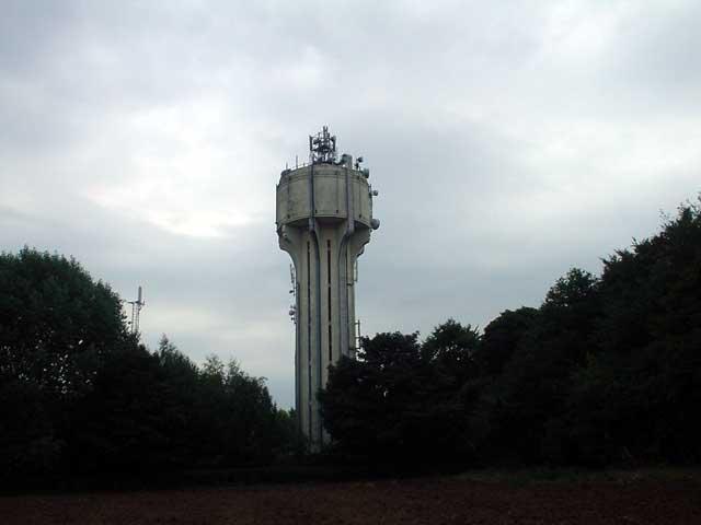 Mackworth Water Tower
