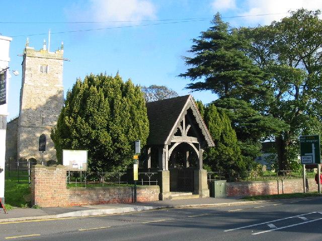 All Saints' Church, Shiptonthorpe